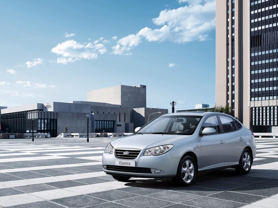 Hyundai Elantra седан, 2006–2011, HD - отзывы, фото и характеристики на Car.ru