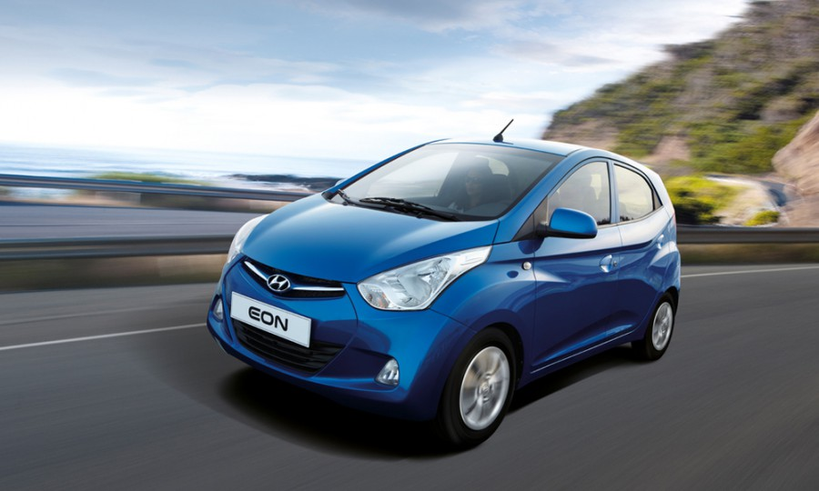 Hyundai Eon хетчбэк, 2011–2016, 1 поколение - отзывы, фото и характеристики на Car.ru