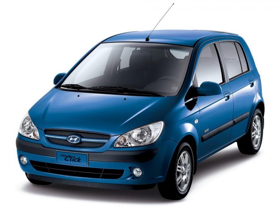 Hyundai Click хетчбэк 5-дв., 2005–2011, 1 поколение [рестайлинг] - отзывы, фото и характеристики на Car.ru