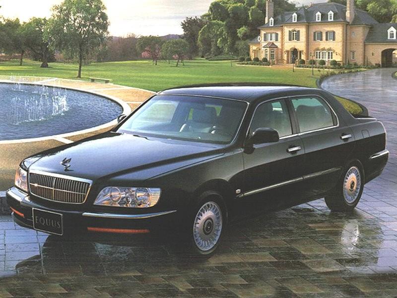 Hyundai Equus седан, 1999–2003, 1 поколение - отзывы, фото и характеристики на Car.ru