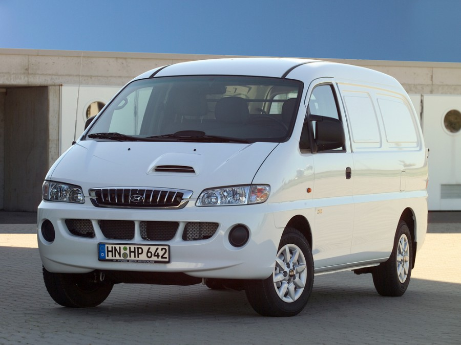 Hyundai H1 фургон, 1997–2006, Starex - отзывы, фото и характеристики на Car.ru