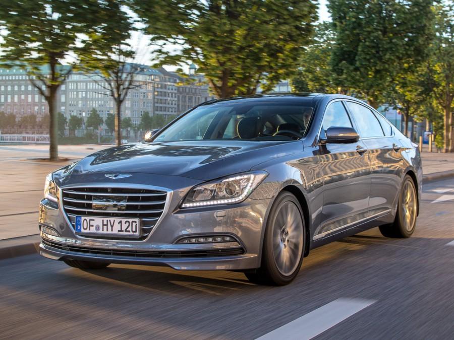 Hyundai Genesis седан, 2013–2016, 2 поколение - отзывы, фото и характеристики на Car.ru