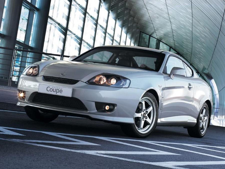 Hyundai Coupe купе, 2005–2007, GK F/L [рестайлинг] - отзывы, фото и характеристики на Car.ru