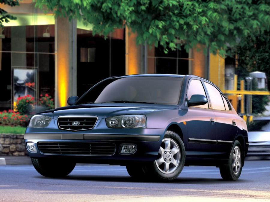 Hyundai Elantra седан, 2000–2003, XD - отзывы, фото и характеристики на Car.ru