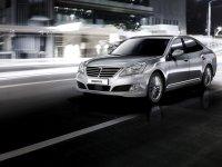 Hyundai Equus, 2 поколение [рестайлинг], Седан 4-дв., 2013–2016