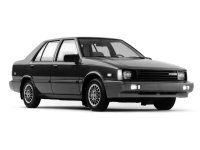 Hyundai Excel, X1, Седан, 1985–1989