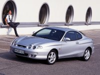 Hyundai Coupe, RD [рестайлинг], Купе, 1999–2001