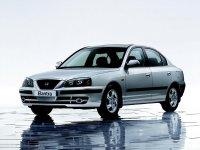 Hyundai Elantra, XD [рестайлинг], Седан, 2003–2006