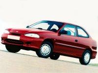 Hyundai Excel, X3 [рестайлинг], Хетчбэк 3-дв., 1994–1999