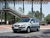 Hyundai Click, 1 поколение [рестайлинг], Хетчбэк 3-дв., 2005–2011