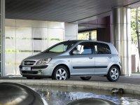 Hyundai Getz, 1 поколение [рестайлинг], Хетчбэк 5-дв., 2005–2011