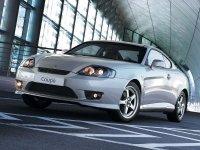 Hyundai Coupe, GK F/L [рестайлинг], Купе, 2005–2007