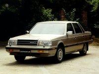 Hyundai Grandeur, L, Седан, 1986–1992