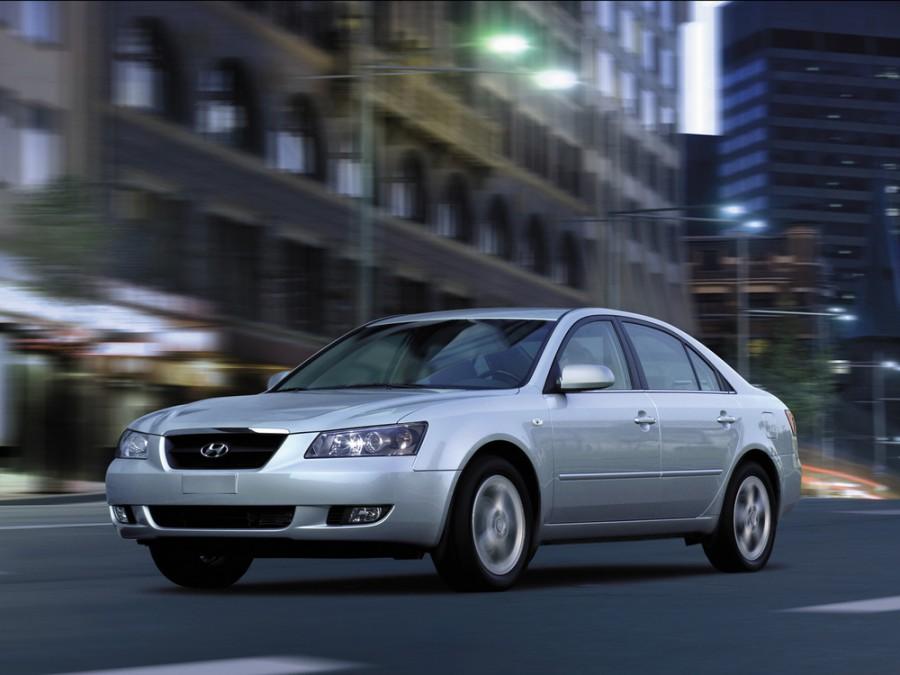 Hyundai NF седан, 2005–2008, 1 поколение - отзывы, фото и характеристики на Car.ru