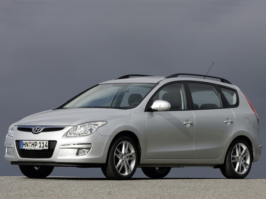 Hyundai i30 универсал 5-дв., 2007–2010, FD - отзывы, фото и характеристики на Car.ru