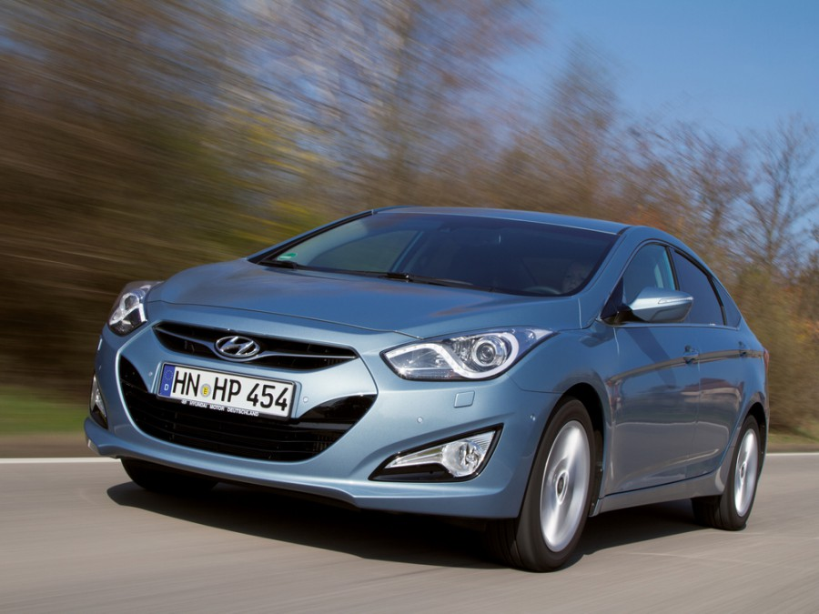 Hyundai i40 седан, 2011–2016, VF - отзывы, фото и характеристики на Car.ru