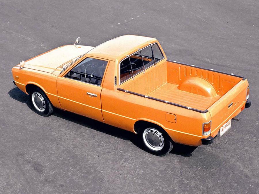 Hyundai Pony пикап, 1974–1990, 1 поколение - отзывы, фото и характеристики на Car.ru