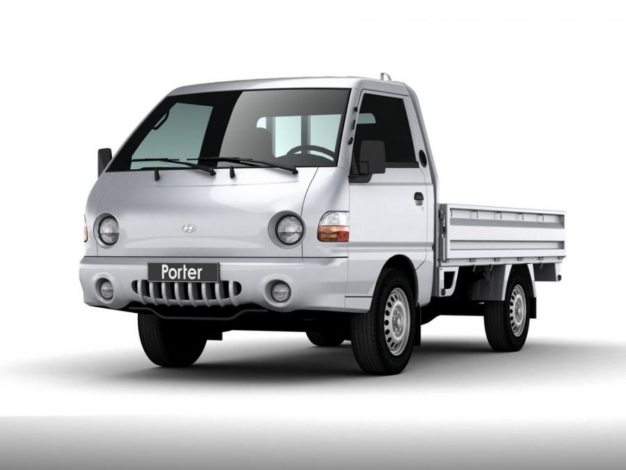 Hyundai Porter борт, 1996–2013, 3 поколение - отзывы, фото и характеристики на Car.ru