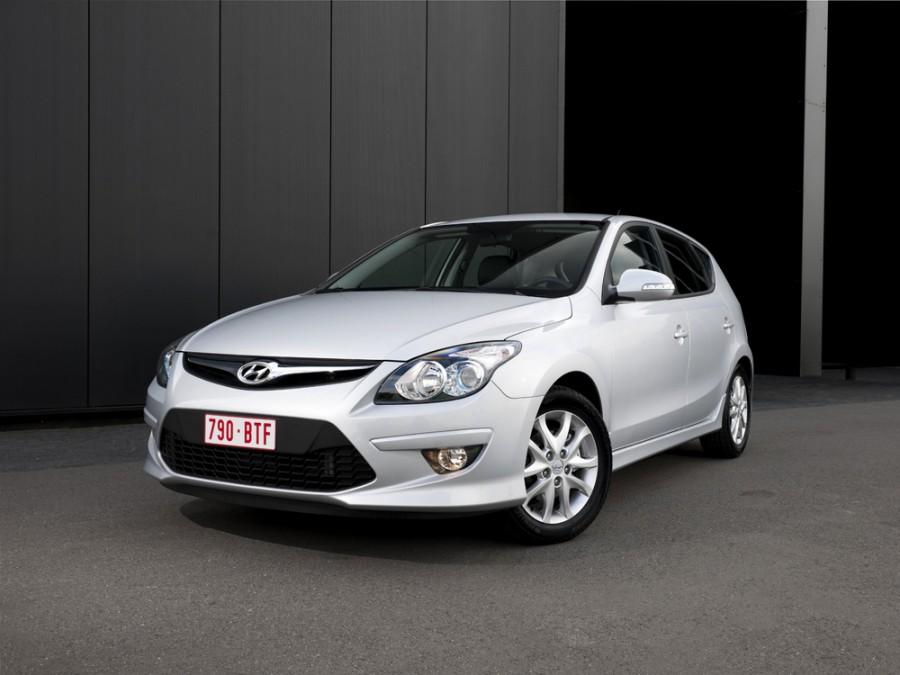 Hyundai i30 хетчбэк, 2010–2012, FD [рестайлинг] - отзывы, фото и характеристики на Car.ru