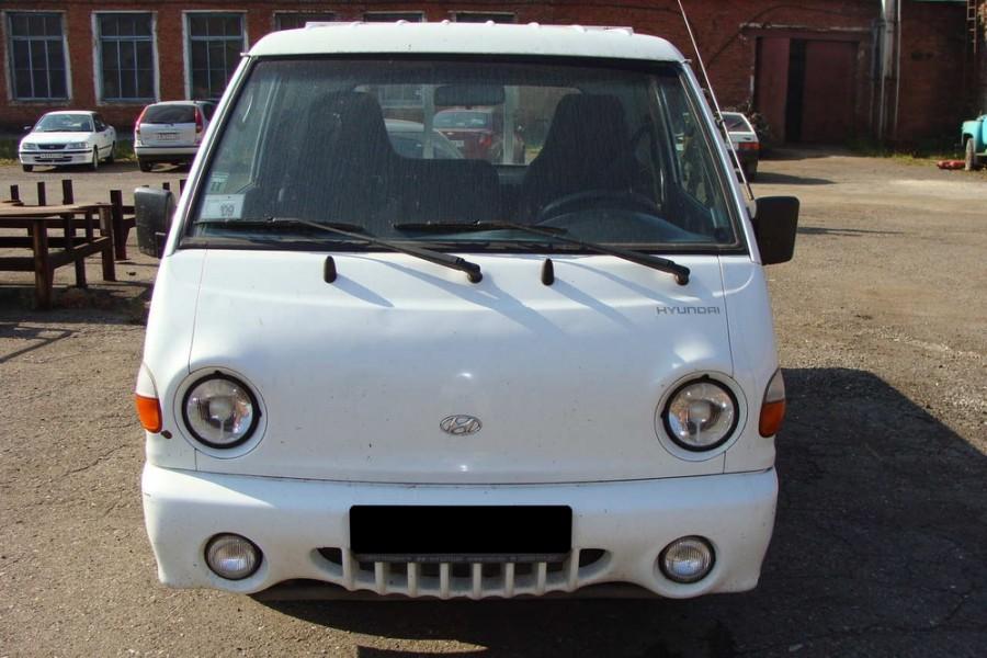 Hyundai Porter шасси, 1996–2013, 3 поколение - отзывы, фото и характеристики на Car.ru