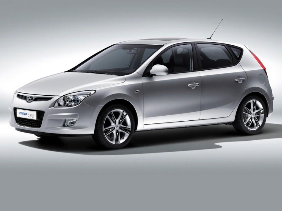 Hyundai i30 хетчбэк, 2007–2010, FD - отзывы, фото и характеристики на Car.ru