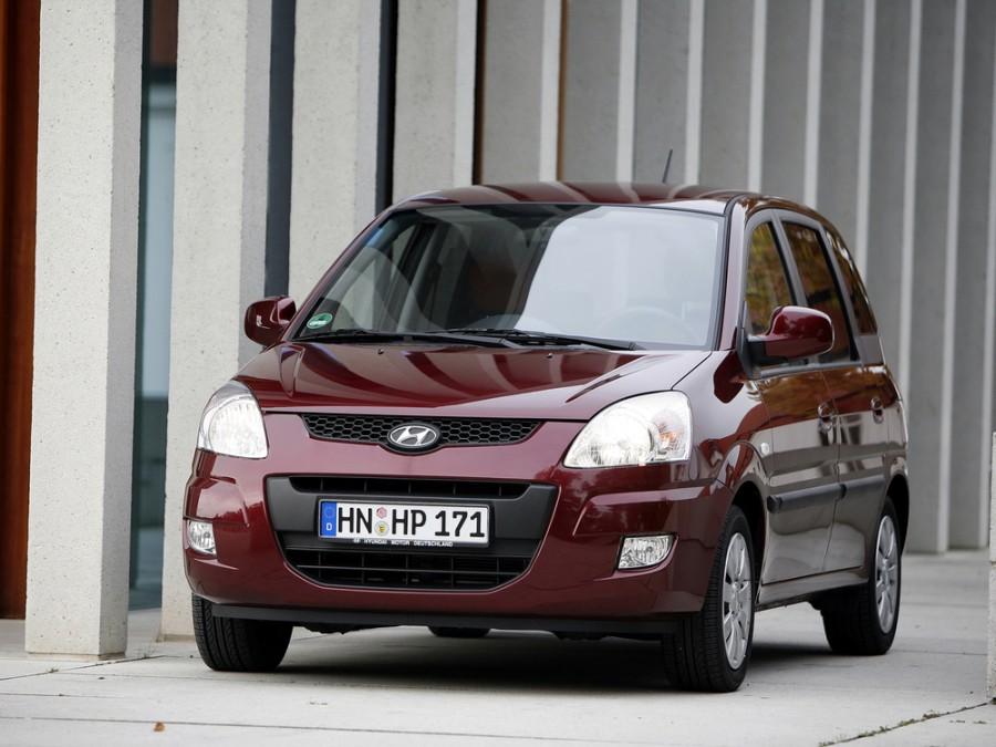 Hyundai Matrix минивэн, 2008–2010, 1 поколение [2-й рестайлинг] - отзывы, фото и характеристики на Car.ru