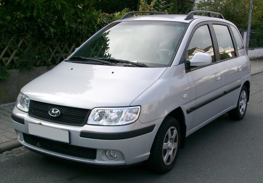Hyundai Matrix минивэн, 2005–2008, 1 поколение [рестайлинг] - отзывы, фото и характеристики на Car.ru