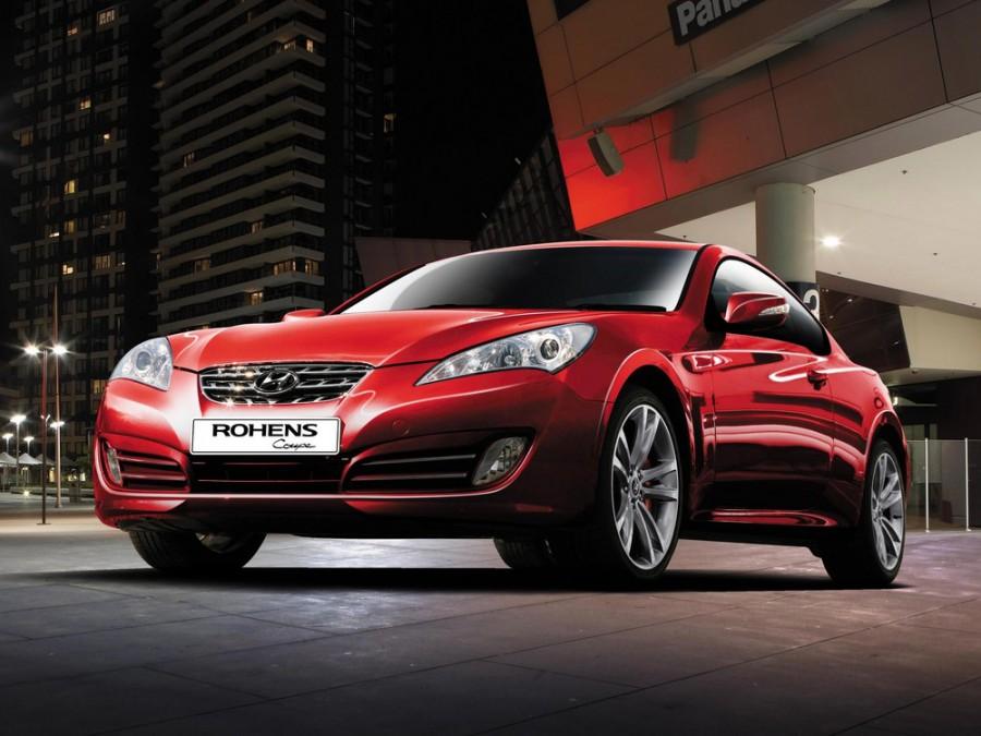Hyundai Rohens купе, 2008–2016, 1 поколение - отзывы, фото и характеристики на Car.ru