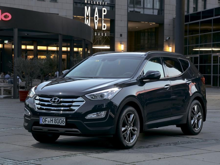 Hyundai Santa Fe кроссовер 5-дв., 2012–2016, DM - отзывы, фото и характеристики на Car.ru
