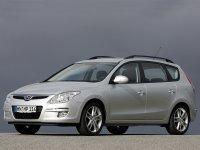 Hyundai i30, FD, Универсал 5-дв., 2007–2010