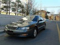 Hyundai Marcia, 1 поколение, Седан, 1995–1998