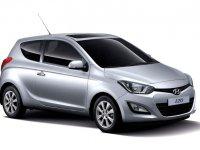 Hyundai i20, 1 поколение [рестайлинг], Хетчбэк 3-дв., 2012–2016