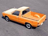 Hyundai Pony, 1 поколение, Пикап, 1974–1990