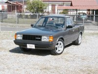 Hyundai Pony, 2 поколение, Пикап, 1982–1990