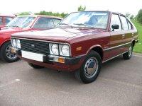 Hyundai Pony, 1 поколение, Седан, 1974–1990