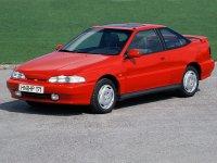 Hyundai S-Coupe, 1 поколение [рестайлинг], Купе, 1992–1996