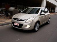 Hyundai i20, 1 поколение, Хетчбэк 5-дв., 2008–2010