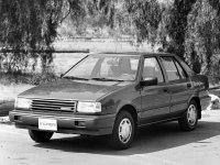 Hyundai Presto, X1, Седан, 1985–1989