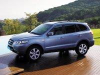 Hyundai Santa Fe, CM, Кроссовер, 2006–2010