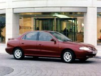 Hyundai Lantra, J2 [рестайлинг], Седан, 1998–2000