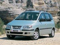 Hyundai Matrix, 1 поколение, Минивэн, 2001–2005