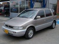 Hyundai Santamo, 1 поколение, Минивэн 5-дв., 1997–2002