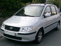 Hyundai Matrix, 1 поколение [рестайлинг], Минивэн, 2005–2008