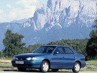Hyundai Lantra, J1 [рестайлинг], Седан, 1993–1995