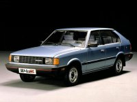 Hyundai Pony, 2 поколение, Хетчбэк, 1982–1990