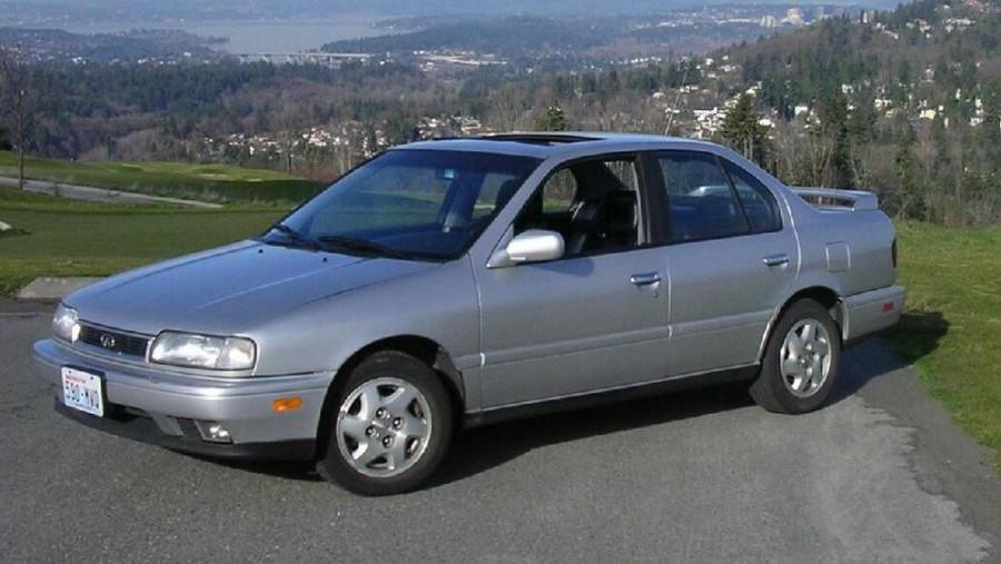Infiniti G-Series седан, 1991–1996, 1 поколение - отзывы, фото и характеристики на Car.ru