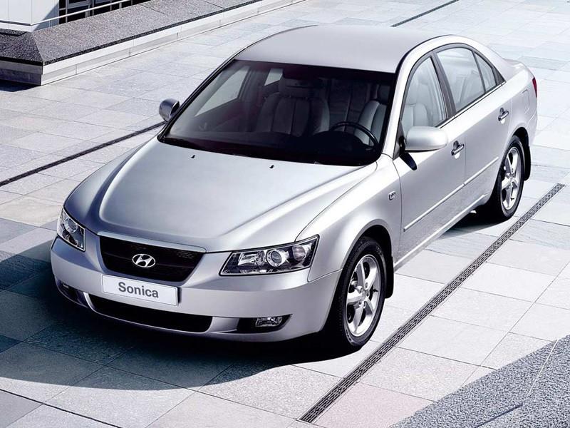 Hyundai Sonica седан, 1 поколение - отзывы, фото и характеристики на Car.ru