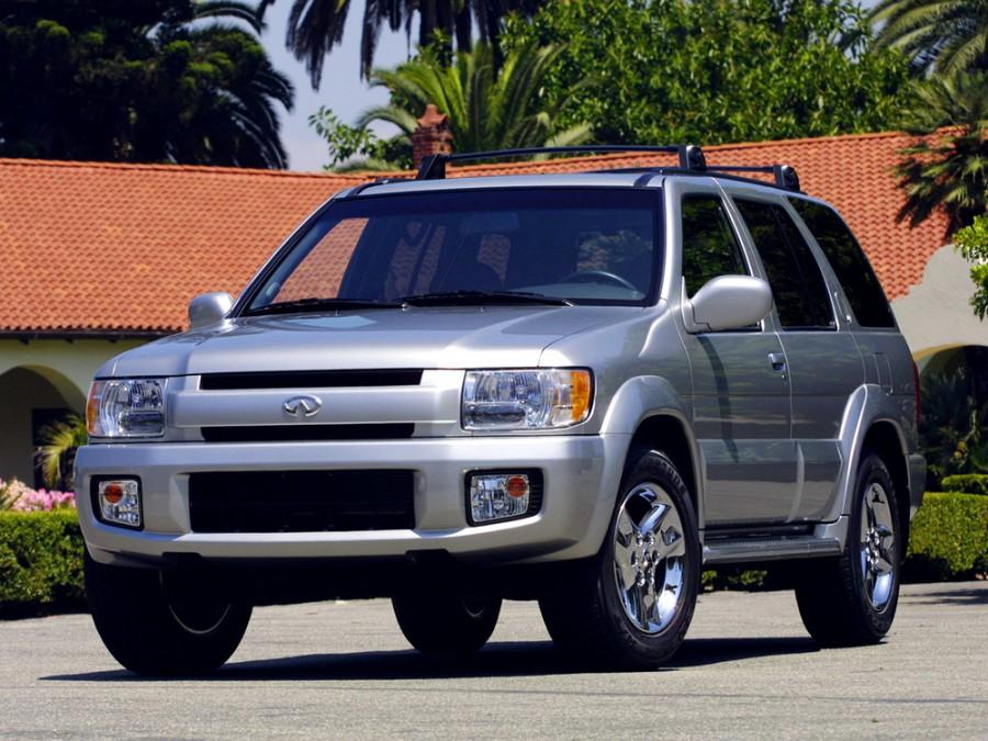 Infiniti QX-Series QX4 внедорожник, 2001–2003, 1 поколение [рестайлинг] - отзывы, фото и характеристики на Car.ru
