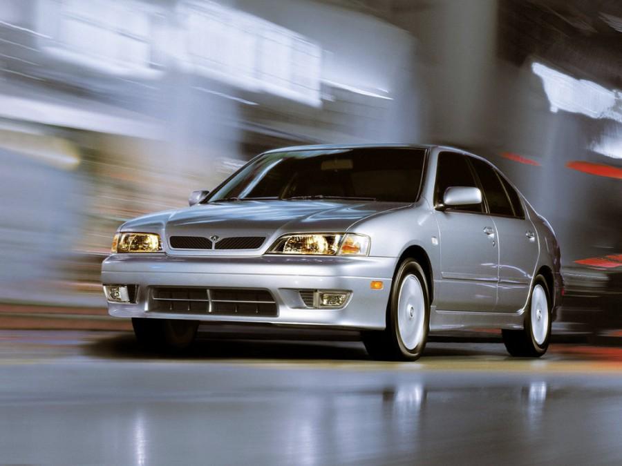 Infiniti G-Series седан, 1999–2002, 2 поколение - отзывы, фото и характеристики на Car.ru