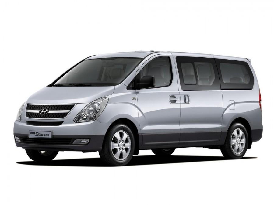 Hyundai Starex микроавтобус, 2 поколение - отзывы, фото и характеристики на Car.ru